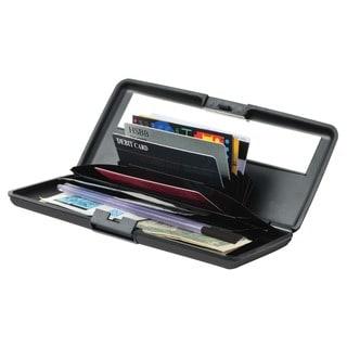 As Seen On TV Big Card Guard RFID Aluminum Wallet