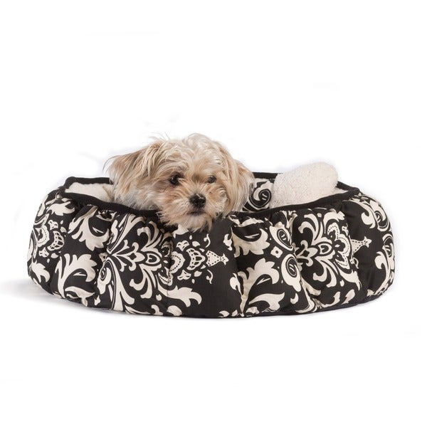 Best Friends by Sheri Small Royal Cuddler Pet Bed