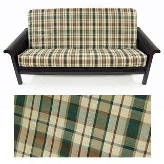 Belfast Plaid Full-size Futon Cover
