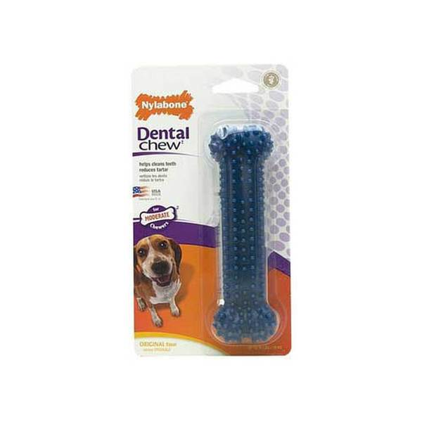 NylaBone Dental Dog Chew for Moderate Chewers
