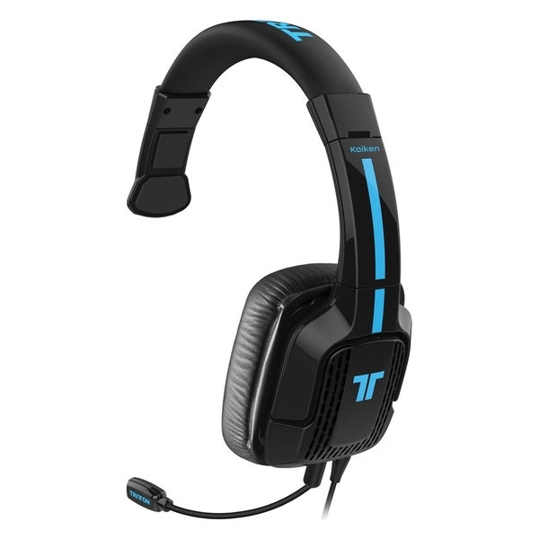 Tritton Kaiken Mono Chat Headset For PlayStation 4, PlayStation Vita