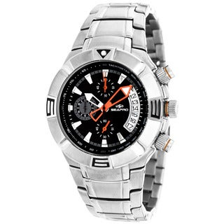 Seapro Men's SP3324 TX Diver Stainless Steel Watch