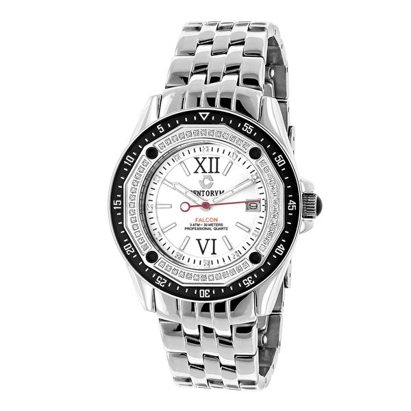 Centorum Falcon 1/2ct TDW White Diamond Watch