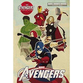The Avengers (Hardcover) 13363944
