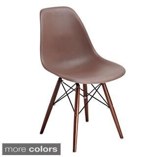 American Atelier Living Natural Wood Legs Banks Chair