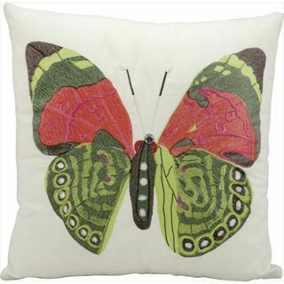 Nourison Mina Victory Butterfly Indoor/ Outdoor 20-inch Throw Pillow