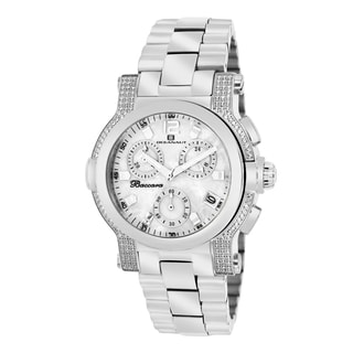 Oceanaut Women's Baccara Stainless Steel Chronograph Watch