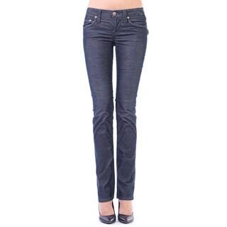 Stitch's Women's Soft Corduroy Slim Fit Jeans