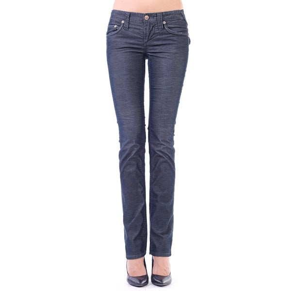 Stitch's Women's Soft Corduroy Slim Fit Jeans