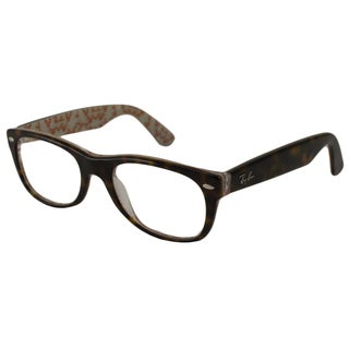 Ray-Ban Women's RX5184 Rectangular Optical Frames