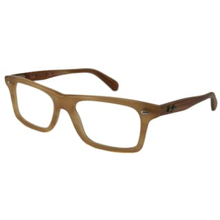 Ray-Ban Men's RX5301 Rectangular Optical Frames