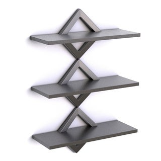 Diamonds Three Level Shelving System