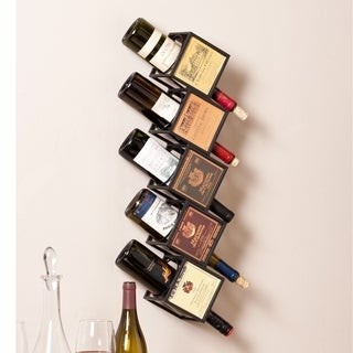 Upton Home Kaden Wall Mount Wine Rack