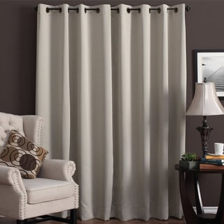 Ultimate Blackout Grommet Top Patio Curtain Panel