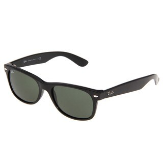 Ray-Ban Unisex 'RB2132' New Wayfarer Plastic Sunglasses