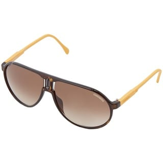 Carrera 'Champion' Dark Havana Gradient Sunglasses
