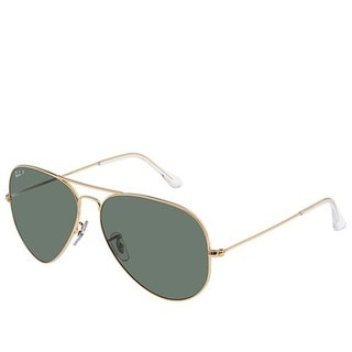 Ray Ban Unisex RB3025 Aviator Sunglasses