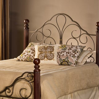 Ardisonne Old Silver/ Cherry Bed Set