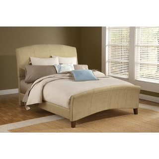 Edgerton Beige Tweed Bed Set