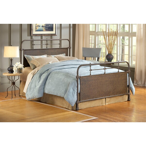 Kensington Bed Set - Old Rust