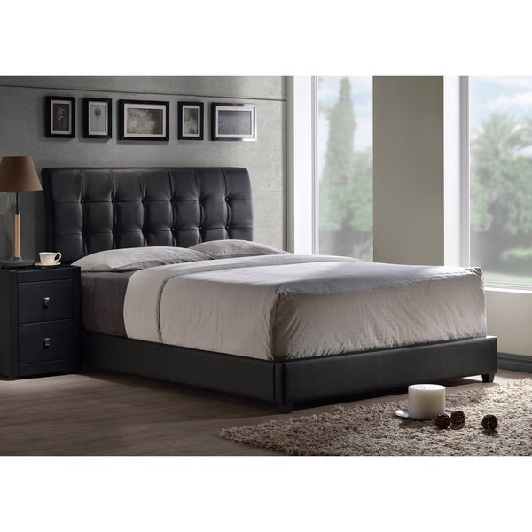 Lusso Bed Set - Black