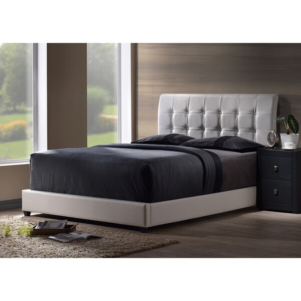 Lusso Bed Set - White