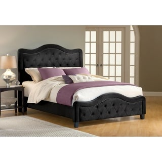 Trieste Buckwheat/ Chocolate Pewter Bed Set