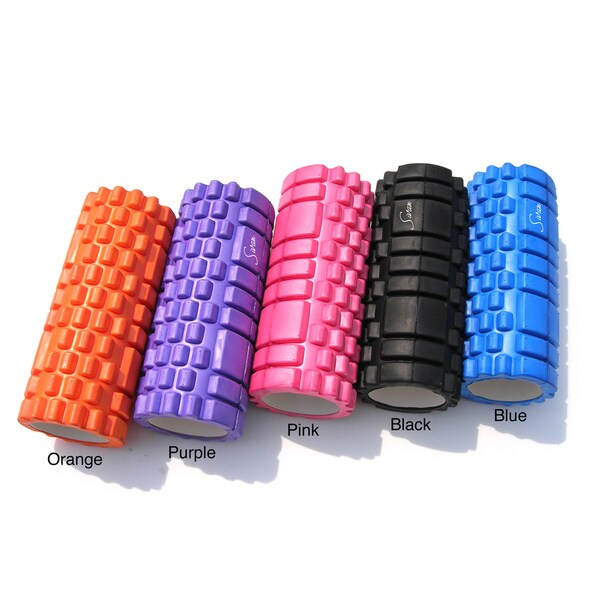 Sivan Health and Fitness Hollow Foam Rollers
