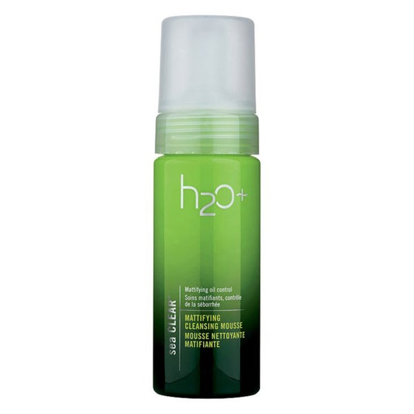 H2O+ Sea Clear Mattifying Oil Control 5-ounce Cleansing Mousse