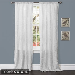 Lush Decor Rosina Window Curtain Panel