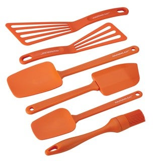 Rachael Ray Tools & Gadgets Orange 6-piece Nylon Tool Set