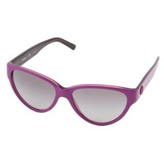 Donna Karan New York DKNY Women's 'DY4112' Plastic Cat-eye Sunglasses