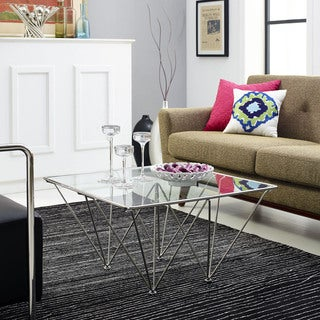 Edifice Stainless Steel Coffee Table