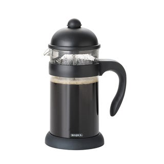 BonJour Black Unbreakable Hugo 3-cup Coffee French Press