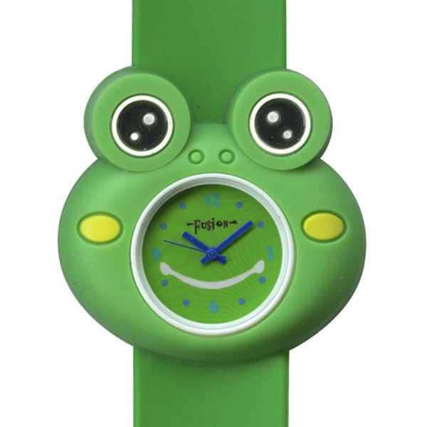 Dakota Fusion Kids Frog Slap Watch Bracelet