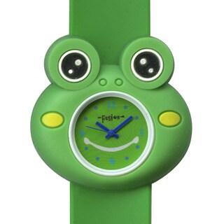Dakota Fusion Kids Frog Slap Watch Bracelet