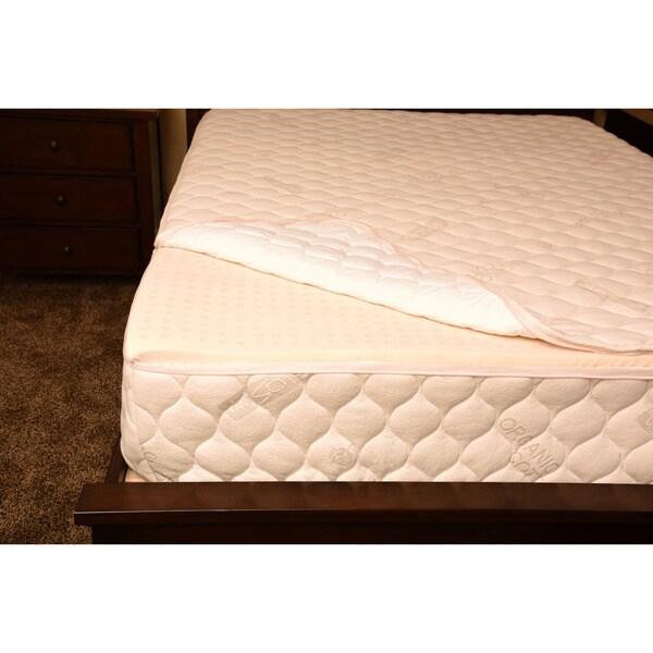 Amboise 12-inch Full-size Adjustable Comfort Latex Mattress