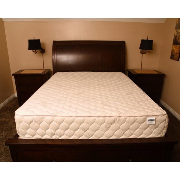 Amboise 12-inch King-size Adjustable Comfort Latex Mattress