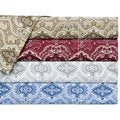 Cotton Lorena 300 Thread Count Paisley Sheet Set