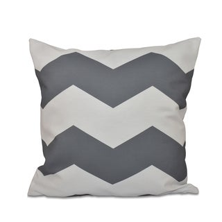 16 x 16-inch Chevron Print Geometric Decorative Throw Pillow