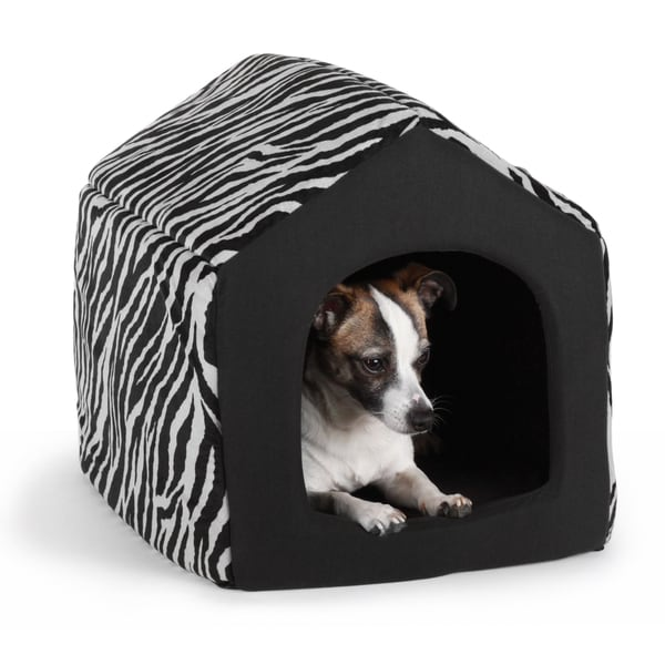 Best Friends by Sheri 2-in-1 Zebra Pet Bed