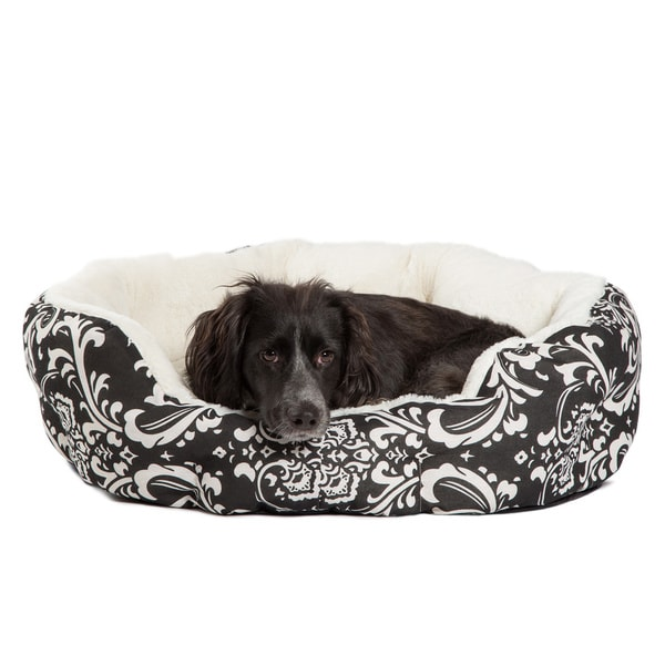 Best Friends by Sheri Duchess Amsterdam Cuddler Pet Bed