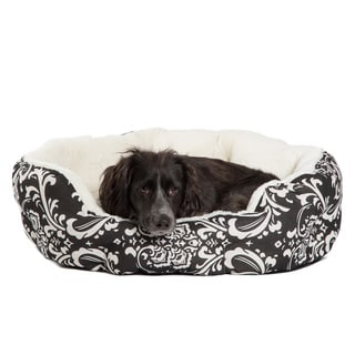 Best Friends by Sheri Duchess Amsterdam Red Cuddler Pet Bed