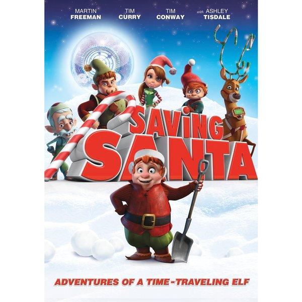 Saving Santa (DVD) 13369350