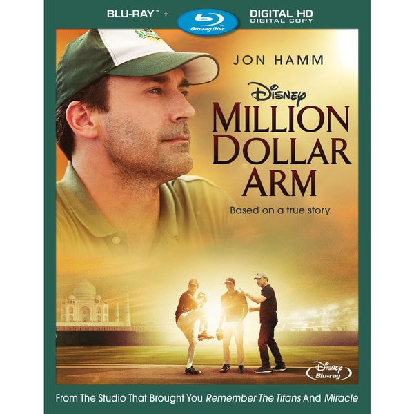 Million Dollar Arm (Blu-ray Disc) 13371685