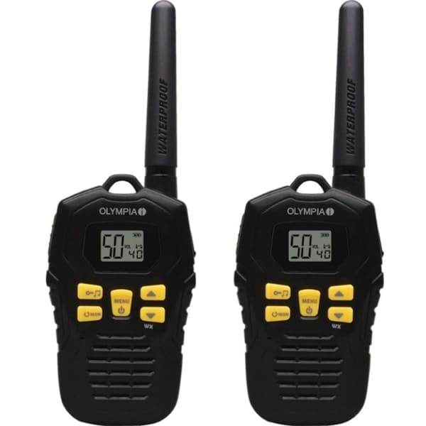 Olympia R100 Two-Way Radio