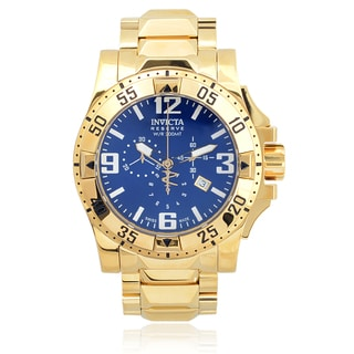 Invicta Men's 5676 Stainless Steel 'Excursion' Chronograph Watch
