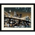 Kate Carrigan 'New York II' Framed Art Print 41 x 33-inch