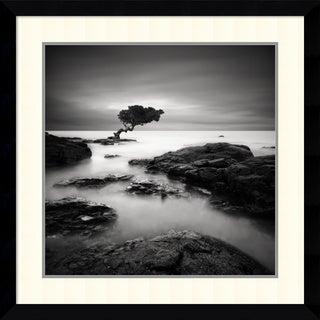 Rob Cherry 'Tree of Temptation' Framed Art Print 33 x 33-inch