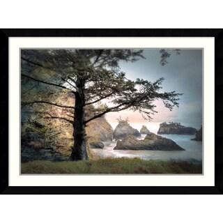William Vanscoy 'All Day Dreamer' Framed Art Print 43 x 32-inch